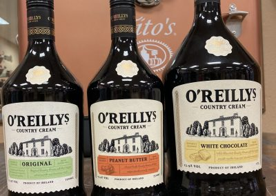 O'Reilly's Irish Cream