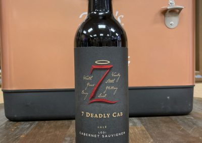 7 Deadly Cab