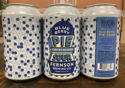 Fernson Blueberry Pie Sour