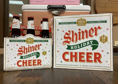 Shiner Cheer