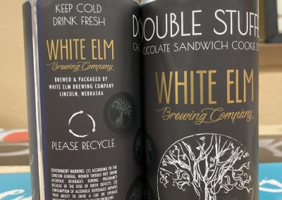 White Elm Double Stuffed