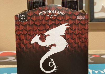 New Holland Dragon's Milk Solera
