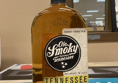 Ole Smoky Peach Whiskey