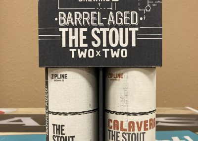 Zipline Barrel-Aged The Stout