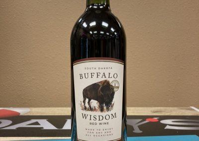 Schade Buffalo Wisdom Red