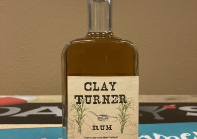 Clay Turner South Dakota Rum