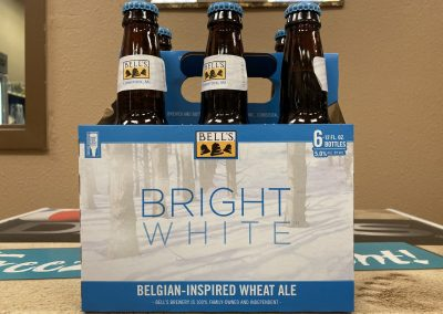 Bell's Bright White Ale