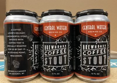 Central Waters Brewhouse Coffee Stout