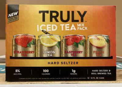 Truly Iced Tea Hard Seltzer