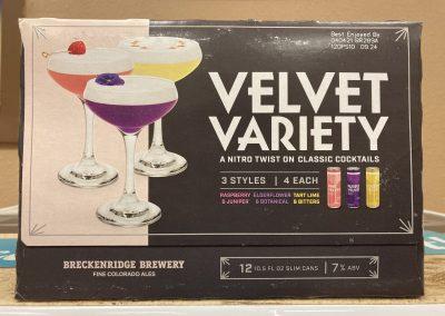 Breckenridge Velvet Variety