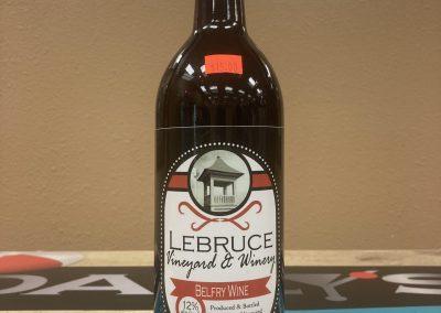 Lebruce Belfry Wine