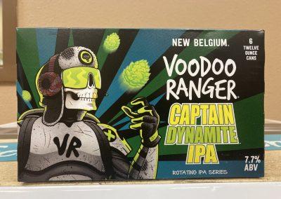 New Belgium Voodoo Ranger Captain Dynamite