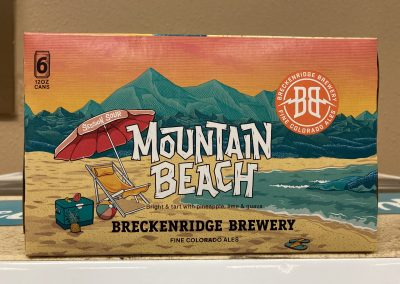 Breckenridge Mountain Beach