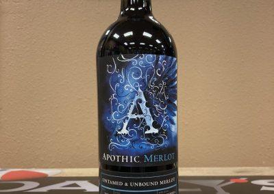 Apothic Merlot