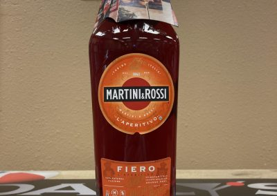Martini & Rossi Fiero