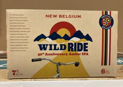 New Belgium Wild Ride
