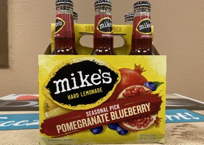 Mike's Hard Pomegranate Blueberry