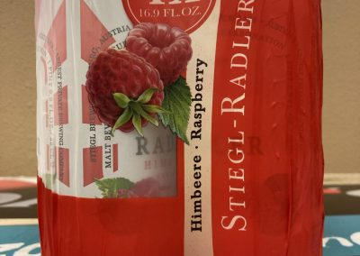 Stiegl-Radler Himbeere Raspberry