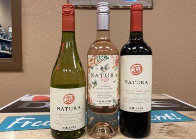 Natura Organic Wines