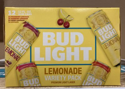 Bud Light Lemonade Variety Pack