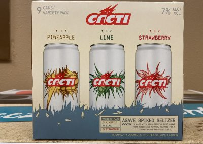 Cacti Agave Spiked Seltzer