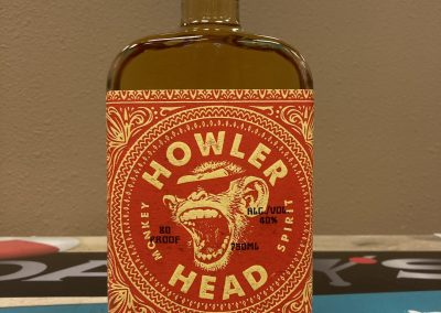 Howler Head Banana Infused Whiskey