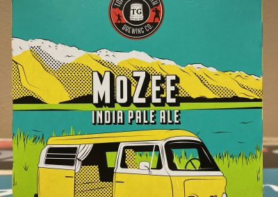 Toppling Goliath MoZee
