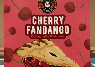Toppling Goliath Cherry Fandango