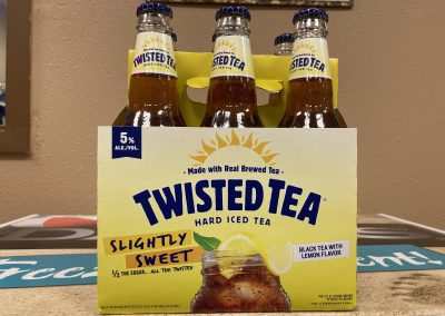 Twisted Tea Slightly Sweet