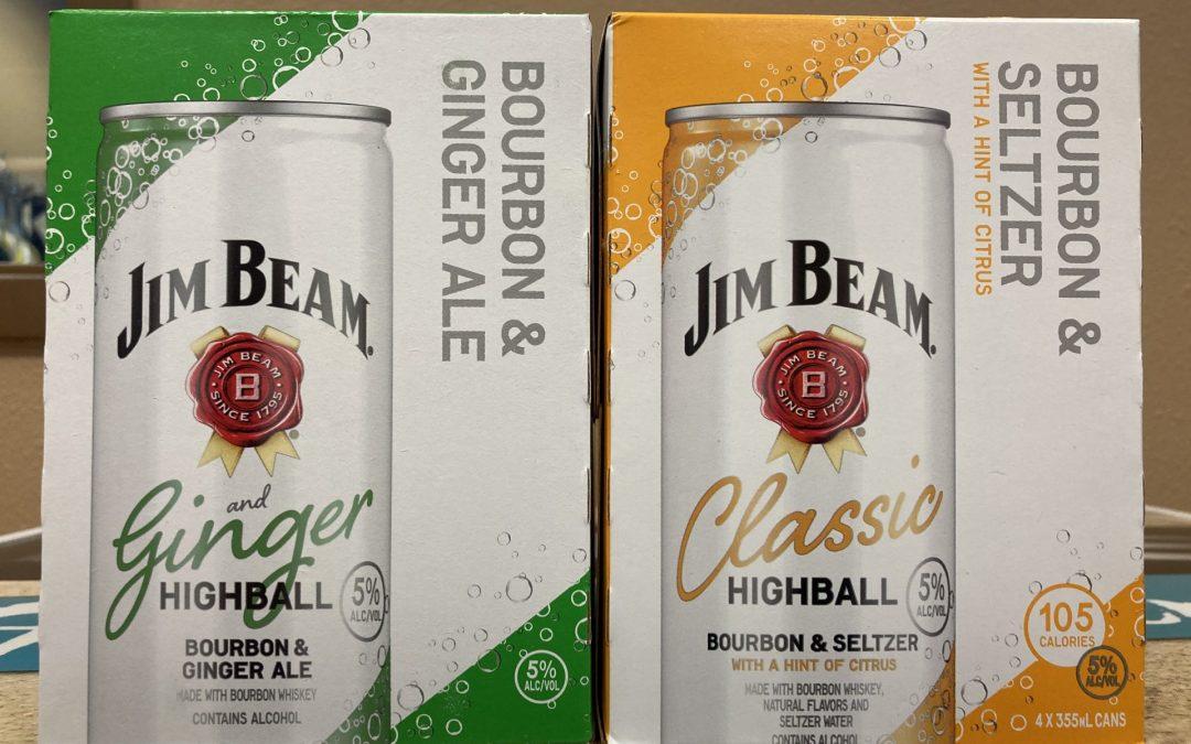 Jim Beam Highballs To Go