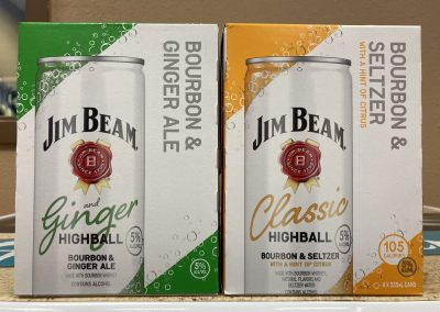 Jim Beam Highballs To Go