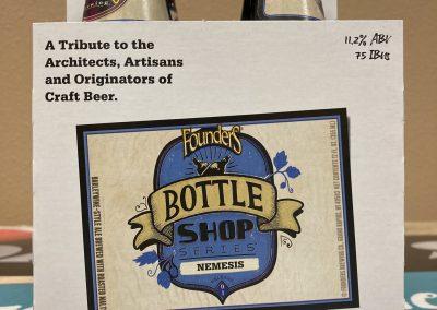 Founders Bottle Shop Nemesis
