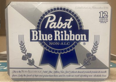 Pabst Blue Ribbon Non-Alcoholic
