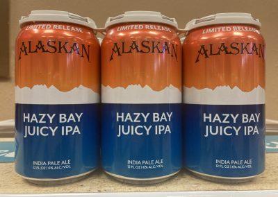 Alaskan Hazy Bay Juicy IPA