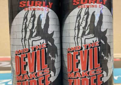 Surly And The Devil Makes Three