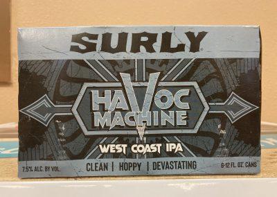 Surly Havoc Machine