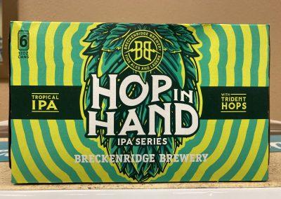Breckenridge Hop In Hand Trident IPA