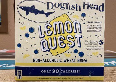 Dogfish Head Lemon Quest