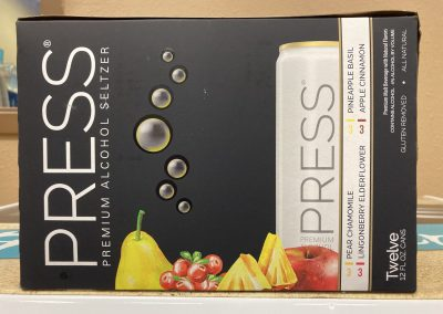 Press Seltzer Variety Pack