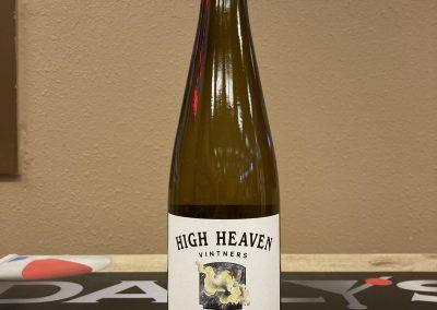 High Heaven Starshower Riesling