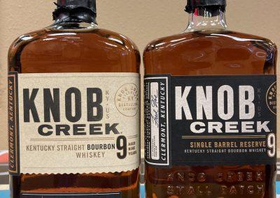 Knob Creek Single Barrel Reserve Single Barrel