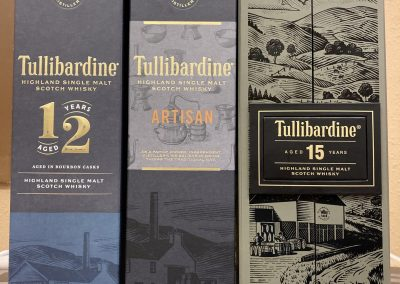 Tullibardine Scotch Whisky