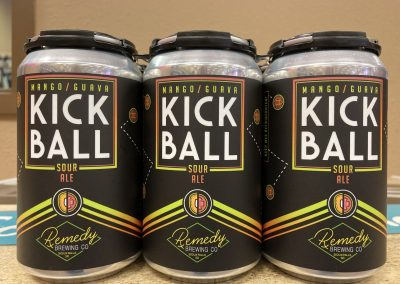 Remedy Mango Guava Kickball