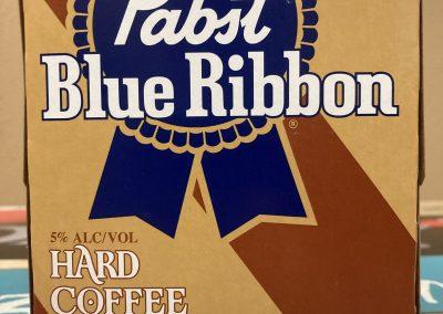 Pabst Blue Ribbon Hard Coffee Salted Caramel