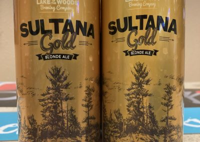 Lake of the Woods Sultana Gold