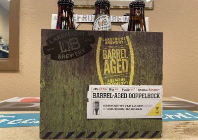 Lakefront Barrel-Aged Doppelbock