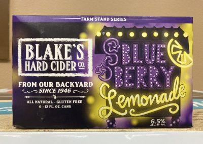 Blake's Blueberry Lemonade Hard Cider