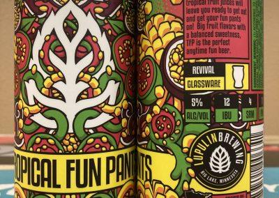 Lupulin Tropical Fun Pants