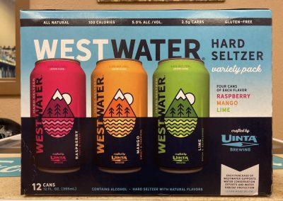 Uinta Westwater Hard Seltzer