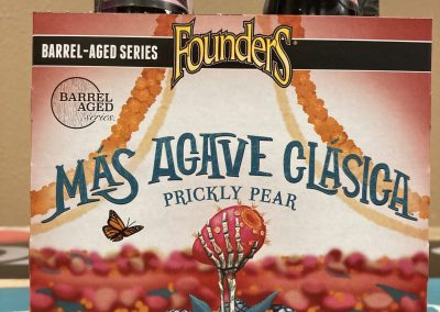 Mas Agave Clasica Prickly Pear